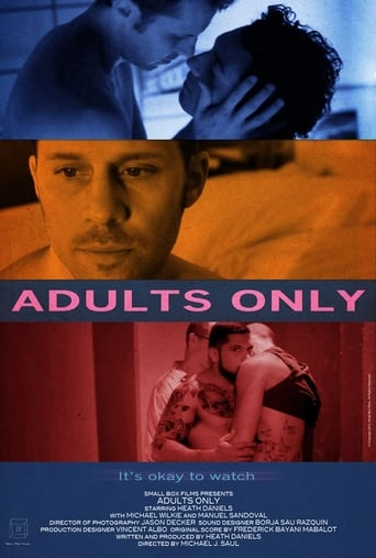 Poster of Adults Only