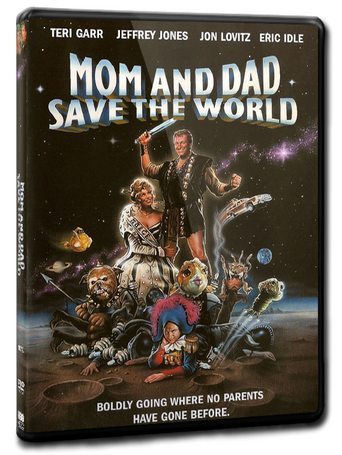 Mom and Dad Save the World (1992) - Mom and Dad Save the ...