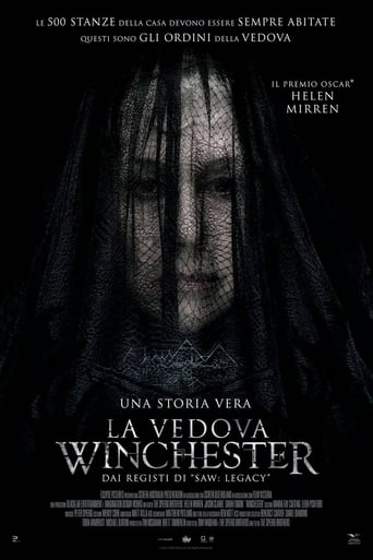 Poster of La vedova Winchester