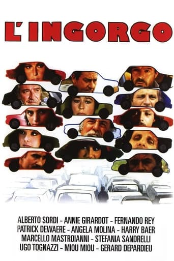 Poster of Traffic Jam