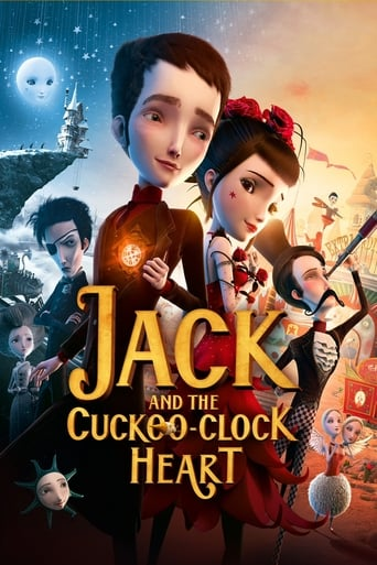 Poster of Jack and the Cuckoo-Clock Heart
