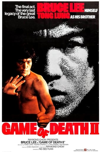 Poster of Game Of Death II