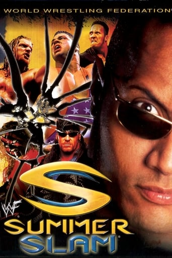Poster of WWE SummerSlam 2000
