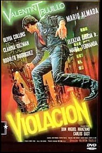 Poster of Violación