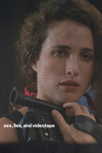 Poster of sex, lies, and videotape