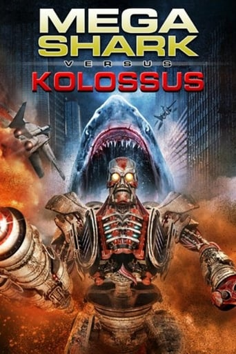 Poster of Mega Shark vs. Kolossus