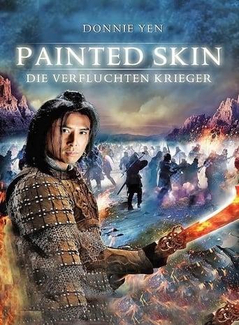 Filmplakat von Painted Skin - Die verfluchten Krieger