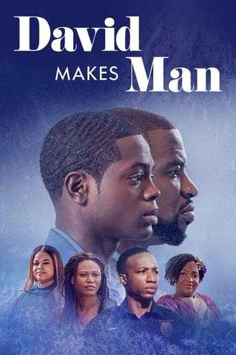 Poster of David Makes Man