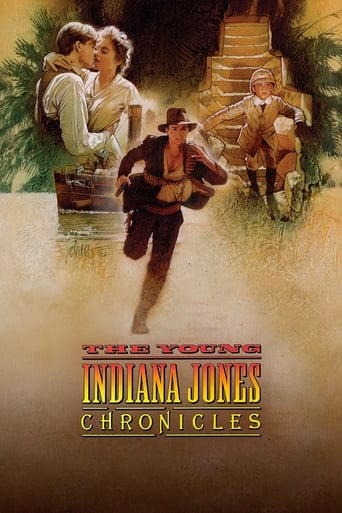 Poster of The Young Indiana Jones Chronicles