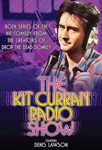 Poster of The Kit Curran Radio Show
