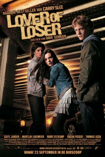 Poster of Lover of Loser