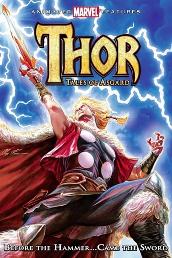 Poster of Thor: Tales of Asgard