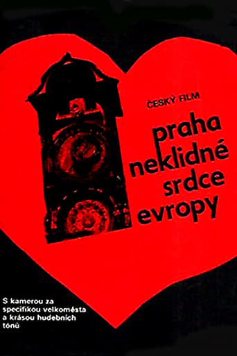 Poster of Prague: The Restless Heart of Europe