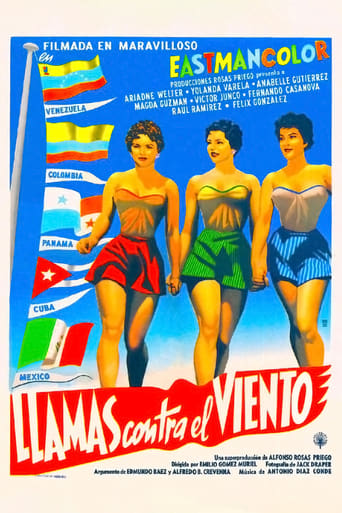 Poster of Llamas contra el viento