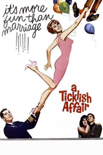 Poster of A Ticklish Affair