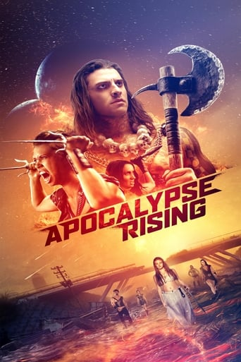 Poster of Apocalypse Rising
