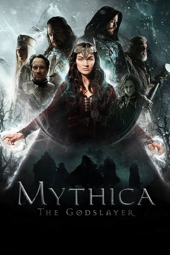 Poster of Mythica: The Godslayer