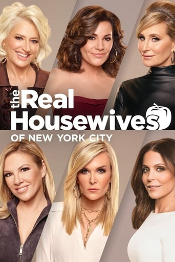 Poster of The Real Housewives of New York City