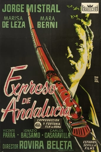 Poster of Andalusia Express