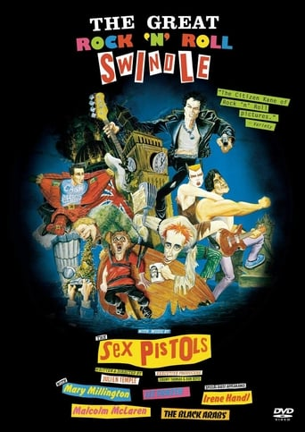 Poster of The Great Rock 'n' Roll Swindle