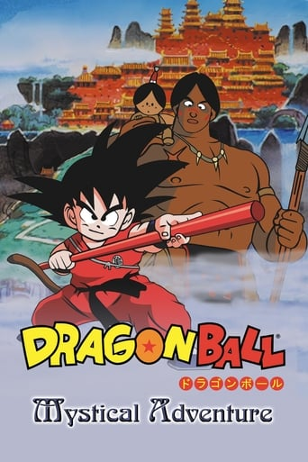 Poster of Dragon Ball: Mystical Adventure