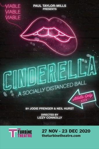 Poster of Cinderella - A Socially Distanced Ball