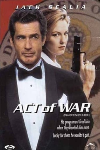 Poster of Act of War