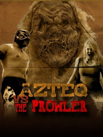 Poster of Azteq vs The Prowler
