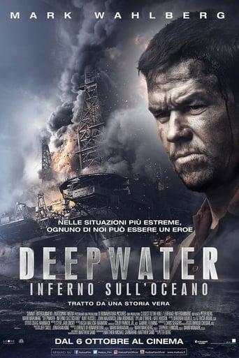 Poster of Deepwater - Inferno sull'Oceano