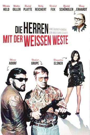 Poster of Gentlemen in White Vests