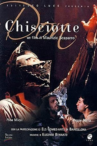 Poster of Don Chisciotte