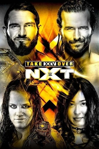 Poster of NXT TakeOver XXV