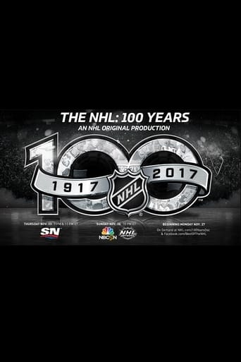 The NHL: 100 Years poster