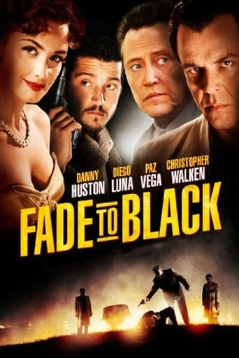 Poster of Fade to Black