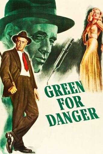 Poster of Green for Danger