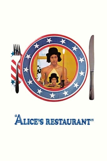 Poster of Alice's Restaurant