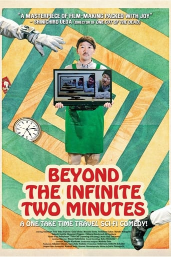Poster of Beyond the Infinite Two Minutes