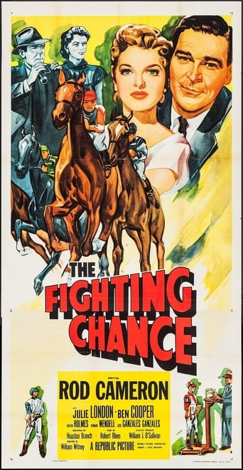 Poster of The Fighting Chance