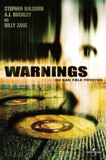 Poster of Зловещее предупреждение