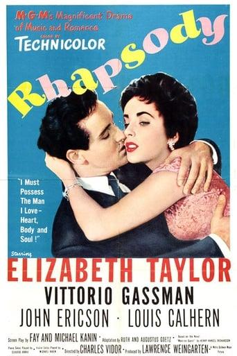 Poster of Rhapsody