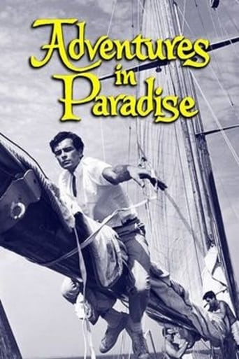 Poster of Adventures in Paradise