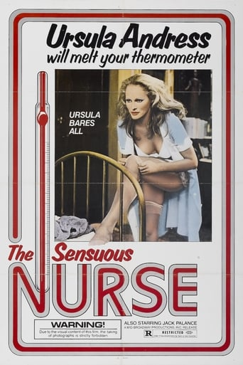 Poster of The Sensuous Nurse