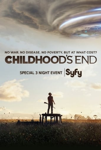 Poster of Childhood's End. El fin de la infancia