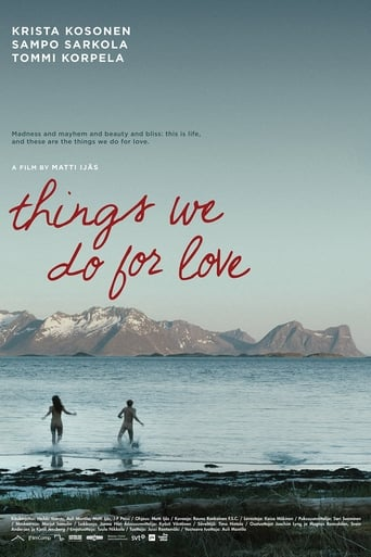 Poster of Things We Do for Love