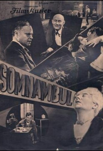 Poster of The Somnambulist