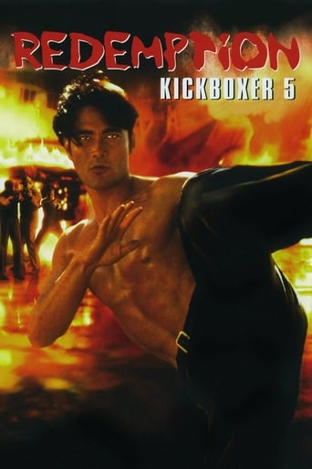 Poster of Kickboxer 5: The Redemption