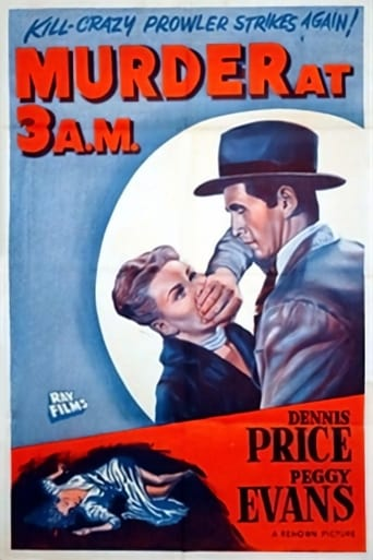 Poster of Murder at 3am