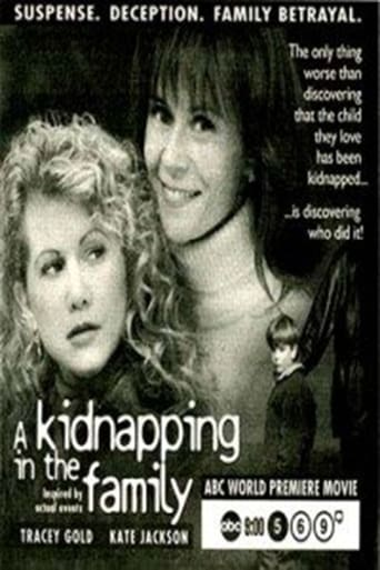Poster of A Kidnapping in the Family