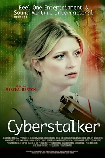 Poster of Cyberstalker