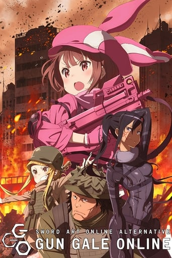 Poster of Sword Art Online Alternative: Gun Gale Online